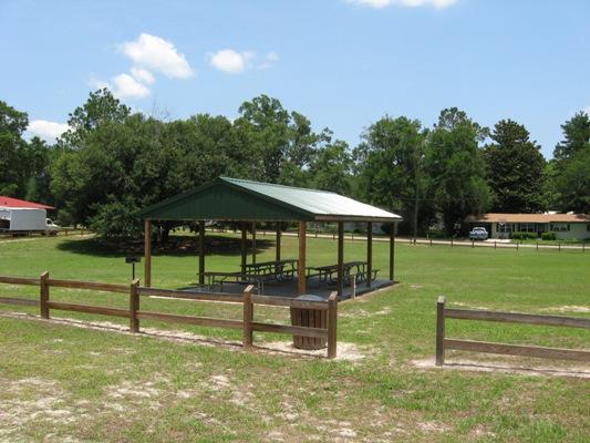 Baker Park – Blake Pavilion